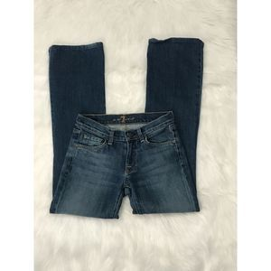 7 FOR ALL MANKIND WOMEN'S SIZE 25 JEANS
